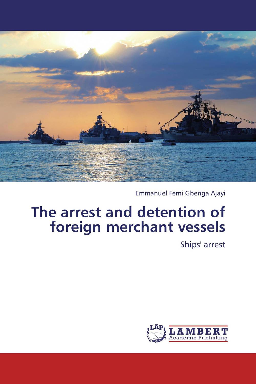 The arrest and detention of foreign merchant vessels the merchant of venice rosa moceniga парфюмерная вода 100 мл