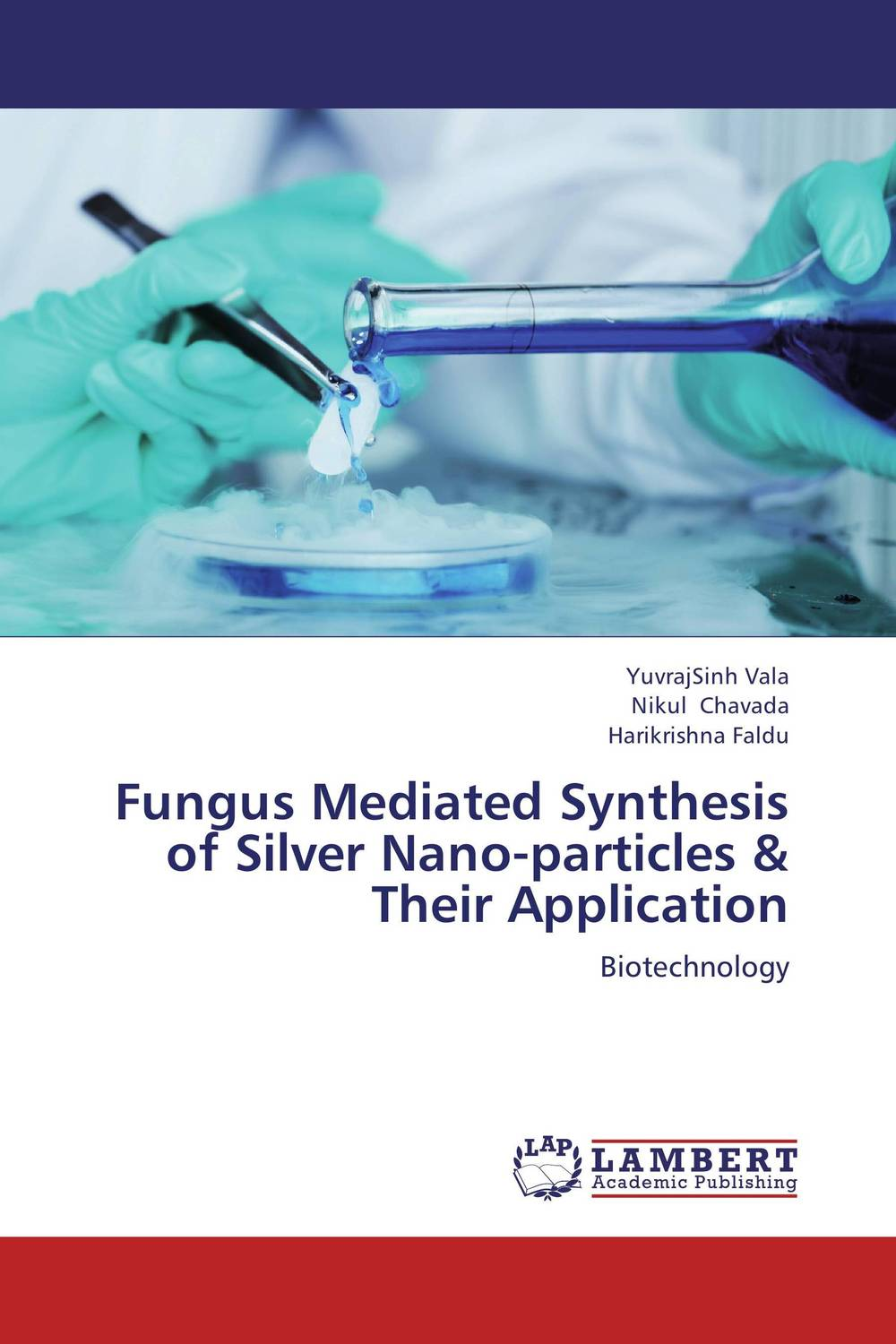 Fungus Mediated Synthesis of Silver Nano-particles & Their Application utilization of nano particles to impart functionality to textiles