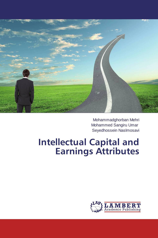 купить Intellectual Capital and Earnings Attributes недорого