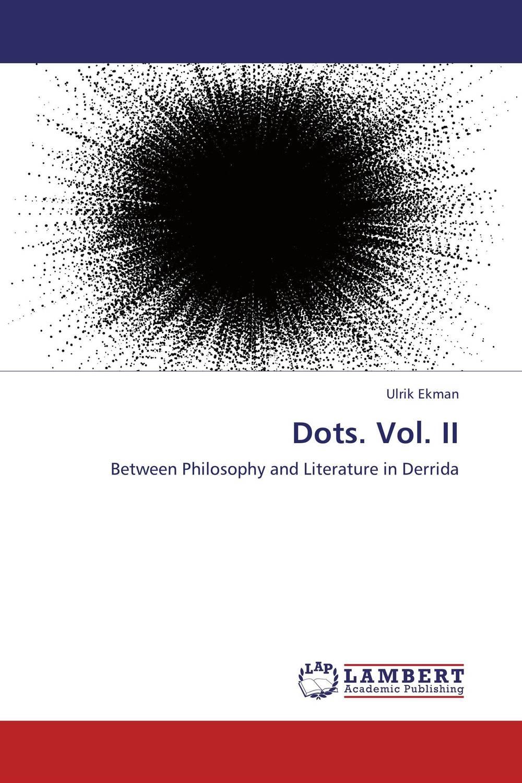 Dots. Vol. II dots vol ii