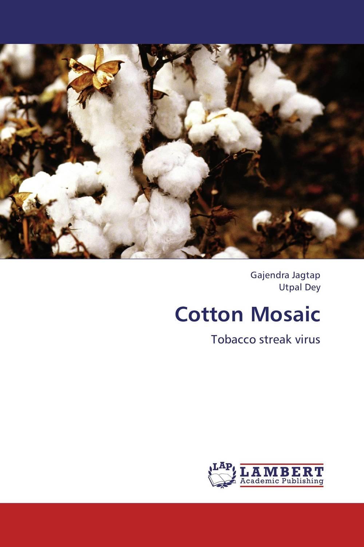 Cotton Mosaic found in brooklyn