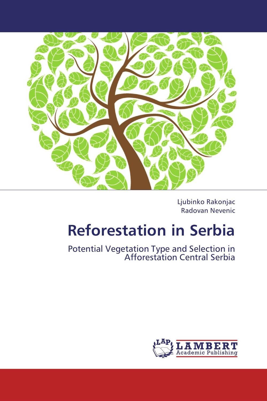 Reforestation in Serbia