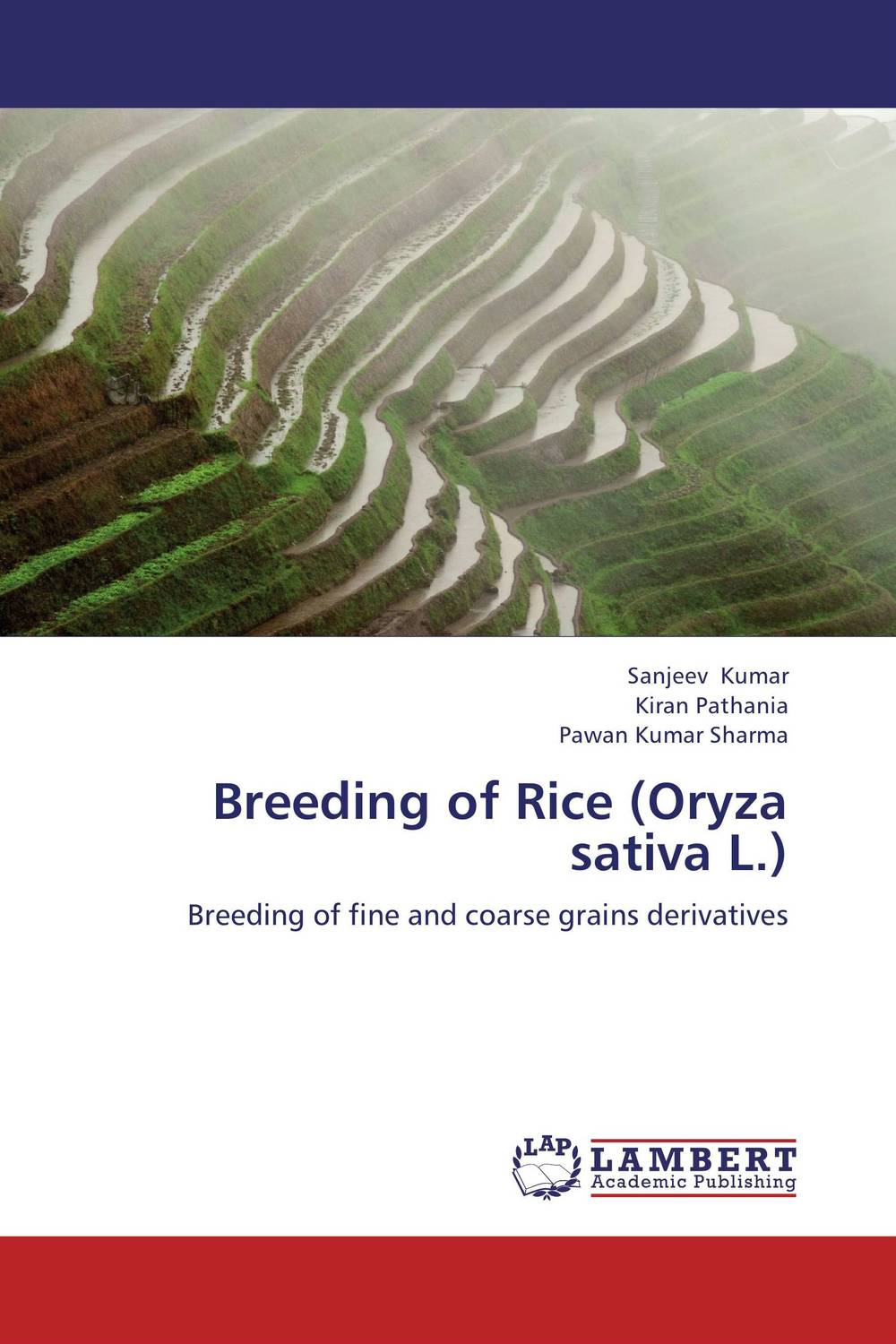 Breeding of Rice (Oryza sativa L.) sanjeev kumar kiran pathania and pawan kumar sharma breeding of rice oryza sativa l