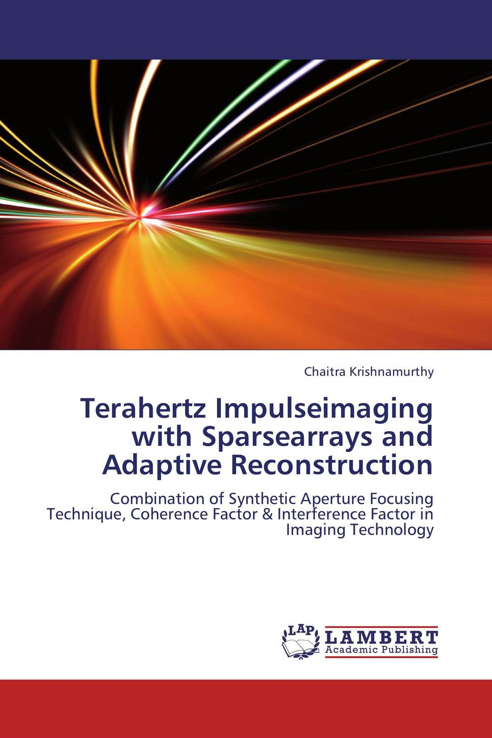 Terahertz Impulseimaging with Sparsearrays and Adaptive Reconstruction microwave imaging for security applications