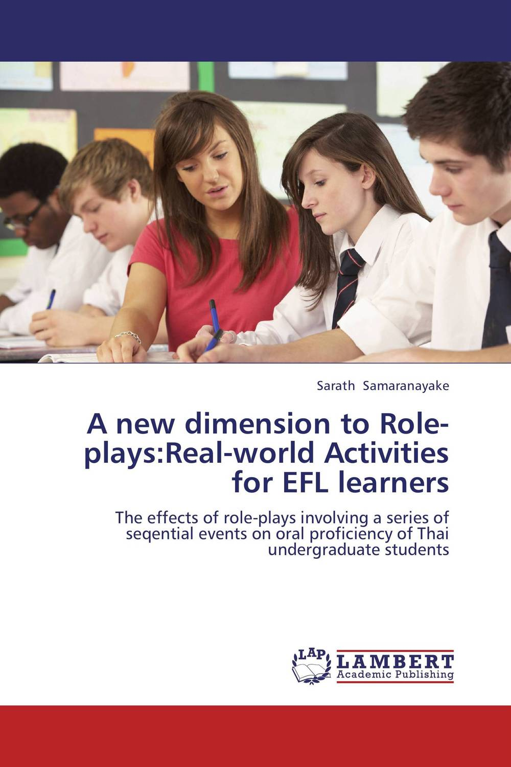 A new dimension to Role-plays:Real-world Activities for EFL learners the role of absurdity within english humour