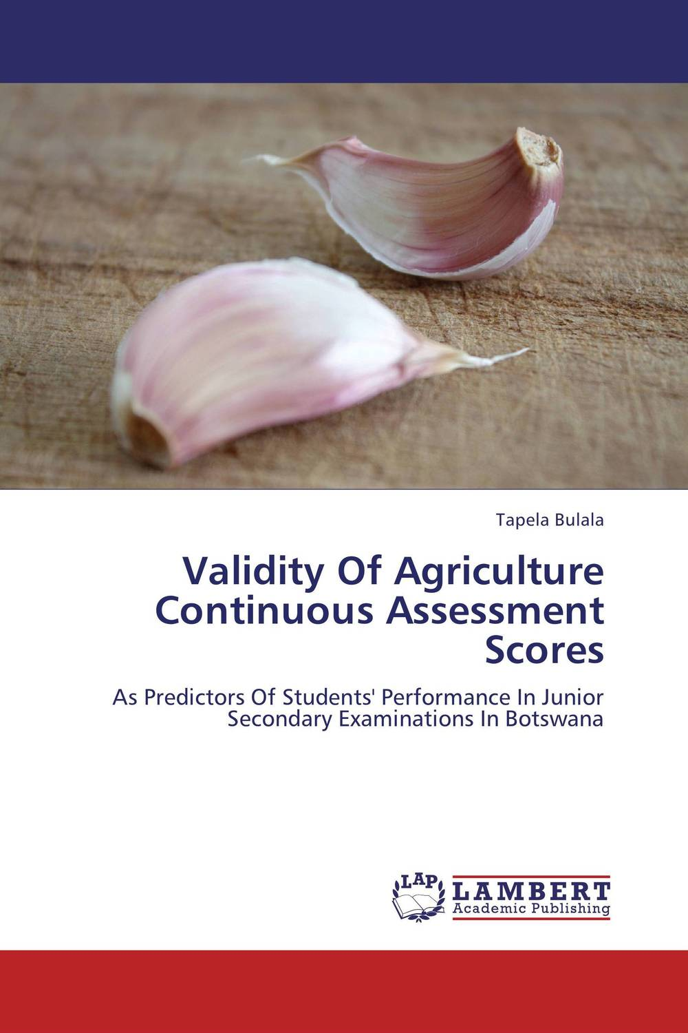 Validity Of Agriculture Continuous Assessment Scores evaluation of the internal control practices