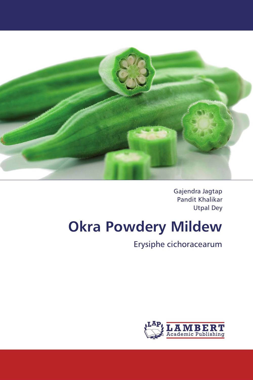 Okra Powdery Mildew usha rani m uma jyothi k and syam sundar reddy p study on effect of growth regulators and micronutrients on okra growth and yield of okra