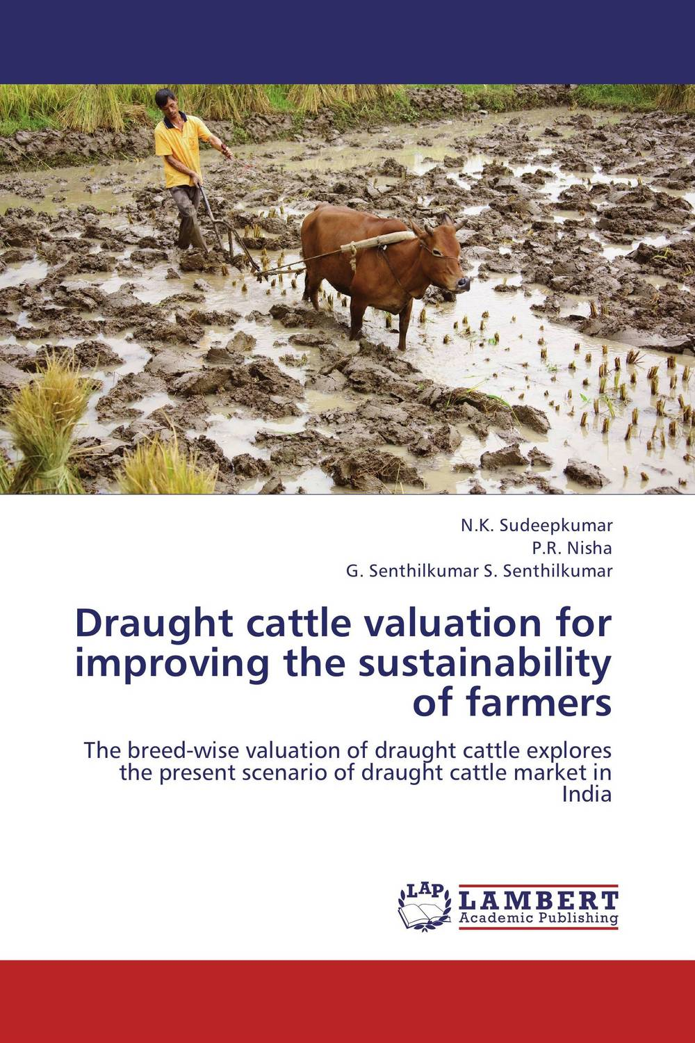 Draught cattle valuation for improving the sustainability of farmers