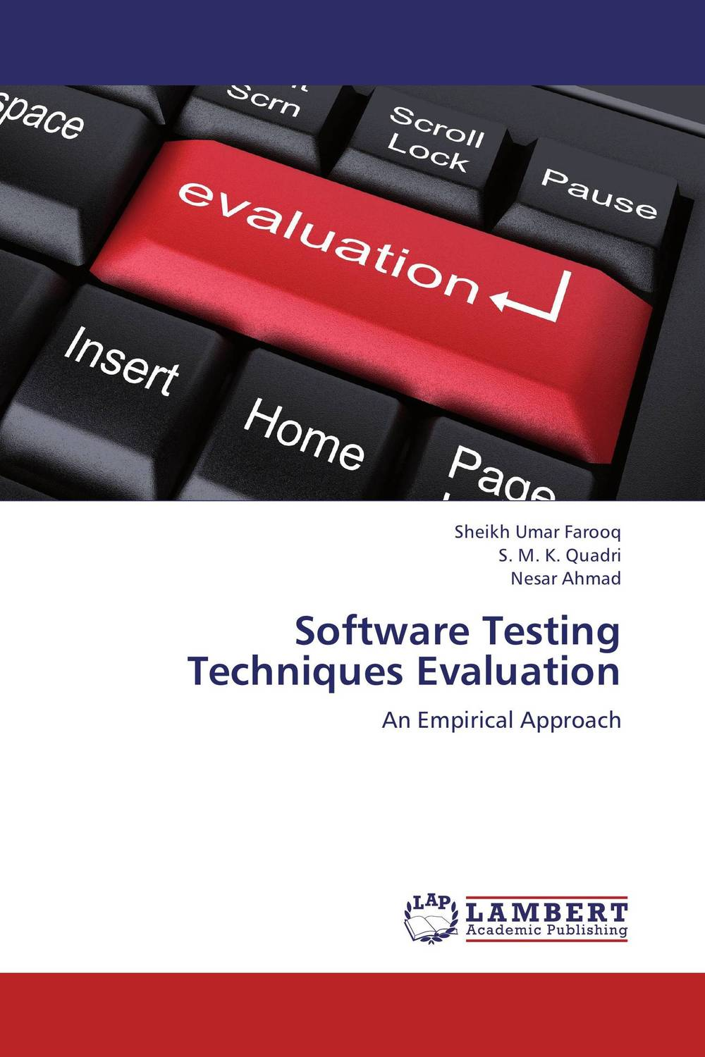 Software Testing Techniques Evaluation development of empirical metric for aspect based software measurement