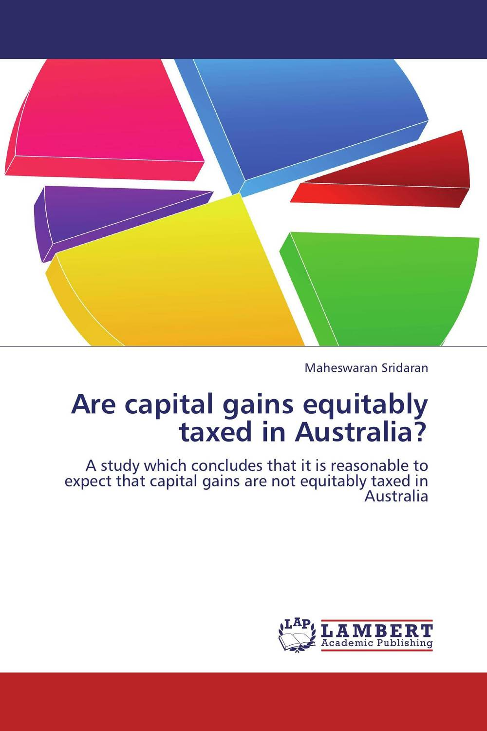 Are capital gains equitably taxed in Australia?