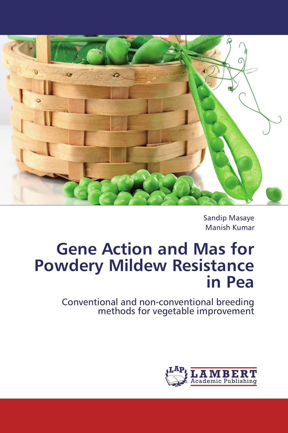 Gene Action and Mas for Powdery Mildew Resistance in Pea