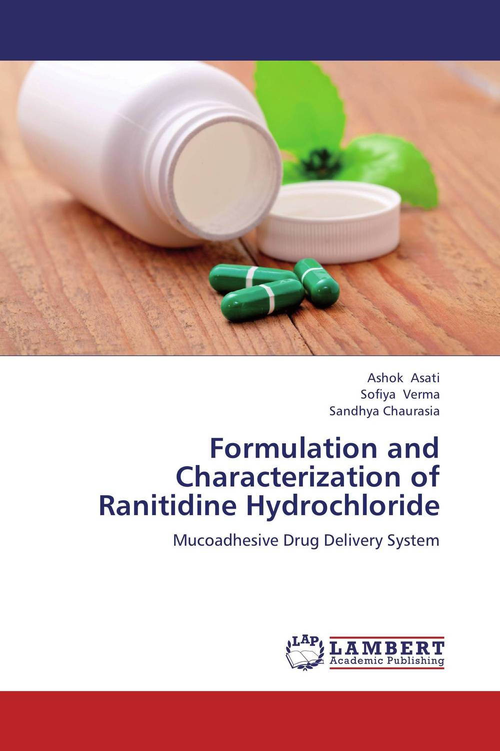 Formulation and Characterization of Ranitidine Hydrochloride dhaval patel and patel jayvadan k formulation and evalution of mucoadhesive nanosuspension for ulcer