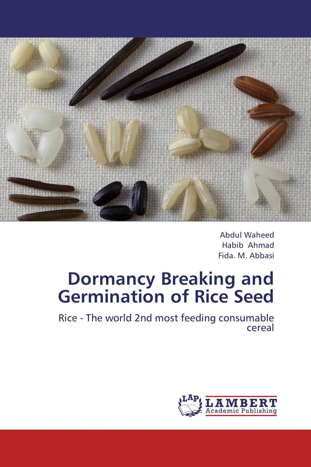 Dormancy Breaking and Germination of Rice Seed seed dormancy and germination