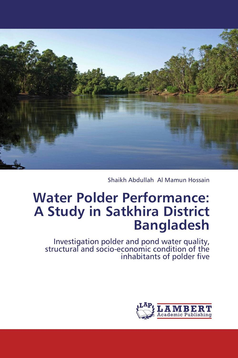 Water Polder Performance: A Study in Satkhira District Bangladesh bride of the water god v 3