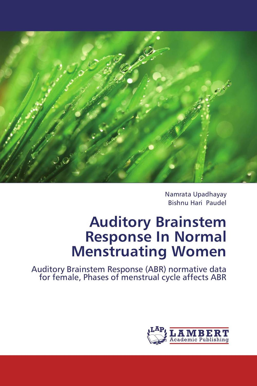 Auditory Brainstem Response In Normal Menstruating Women vishnu gupta modulation of ovarian functions and fertility response using insulin