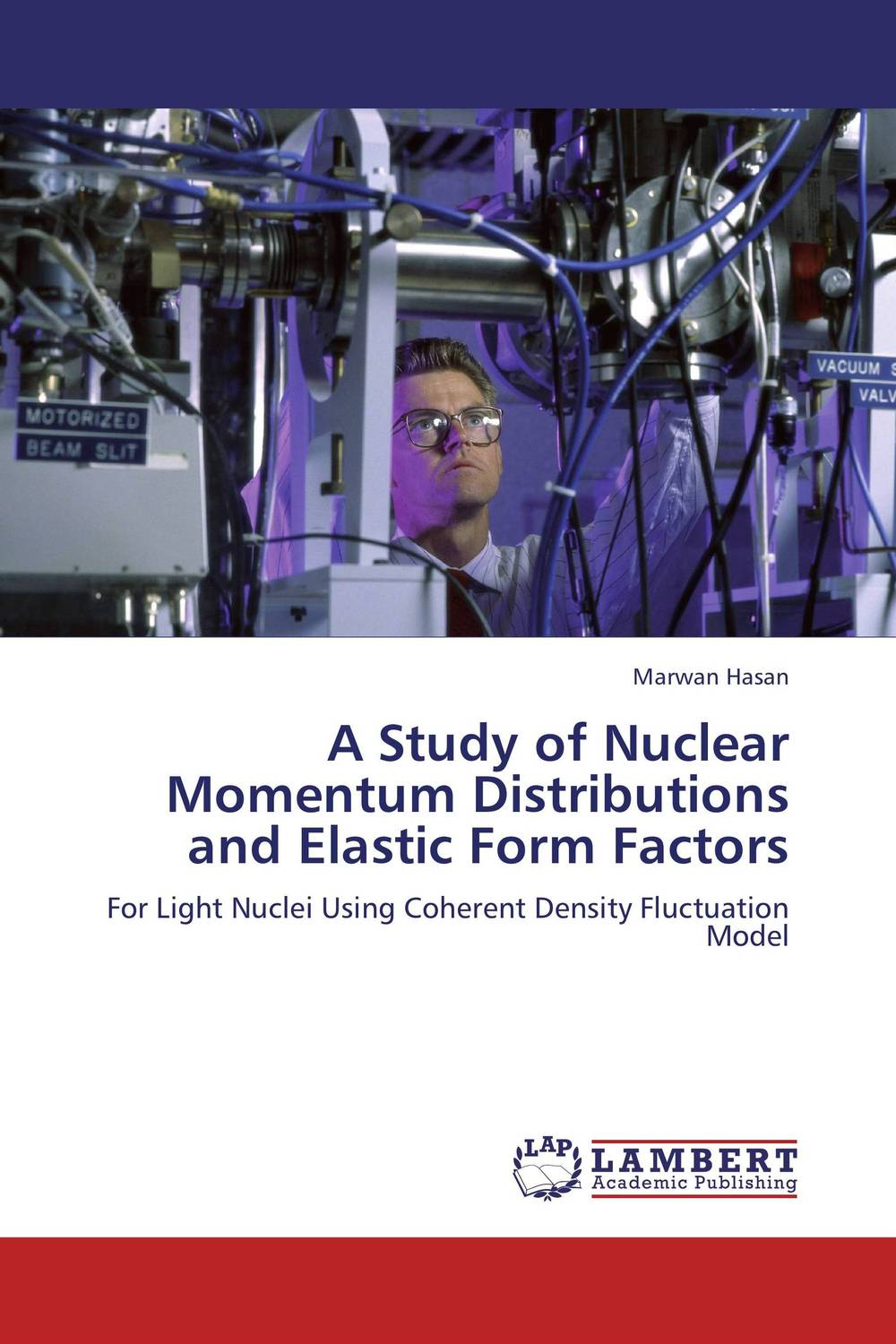 A Study of Nuclear Momentum Distributions and Elastic Form Factors momentum 1m dv44b1br