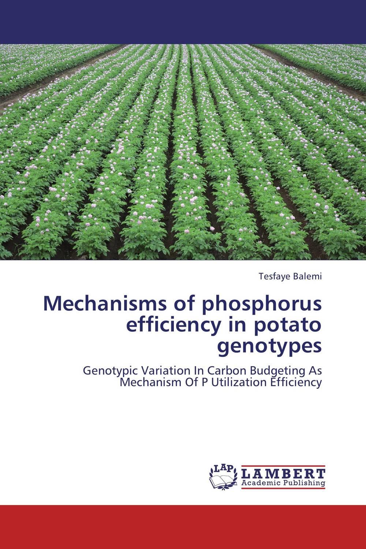 Mechanisms of phosphorus efficiency in potato genotypes comparison of global fisheries' efficiency levels using meta frontier