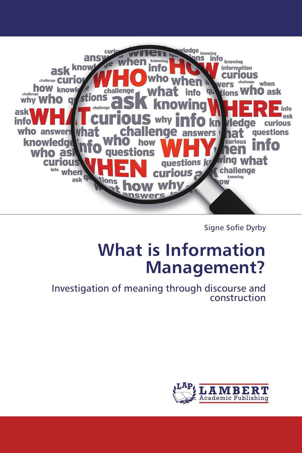 What is Information Management? incorporating tqm constructs in information system development