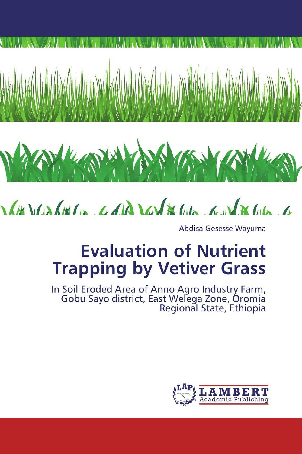 Evaluation of Nutrient Trapping by Vetiver Grass design and evaluation of microemulsion gel system of nadifloxacin