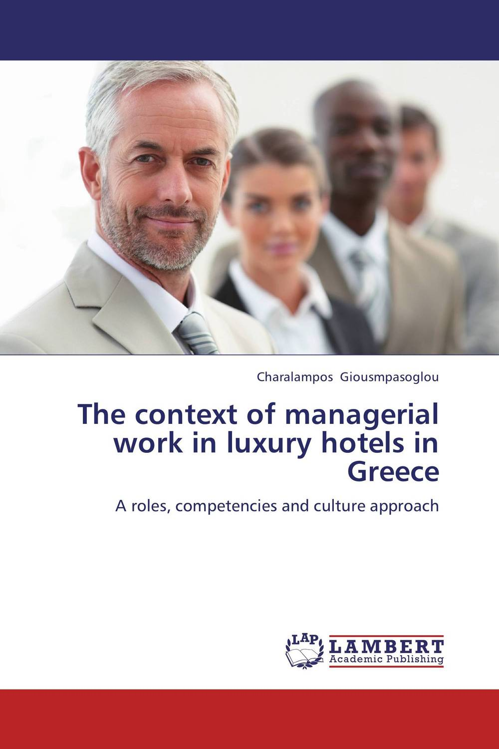The context of managerial work in luxury hotels in Greece christianity and hellenism in the fifth–century greek east – theodoret s apologetics against the greeks in context