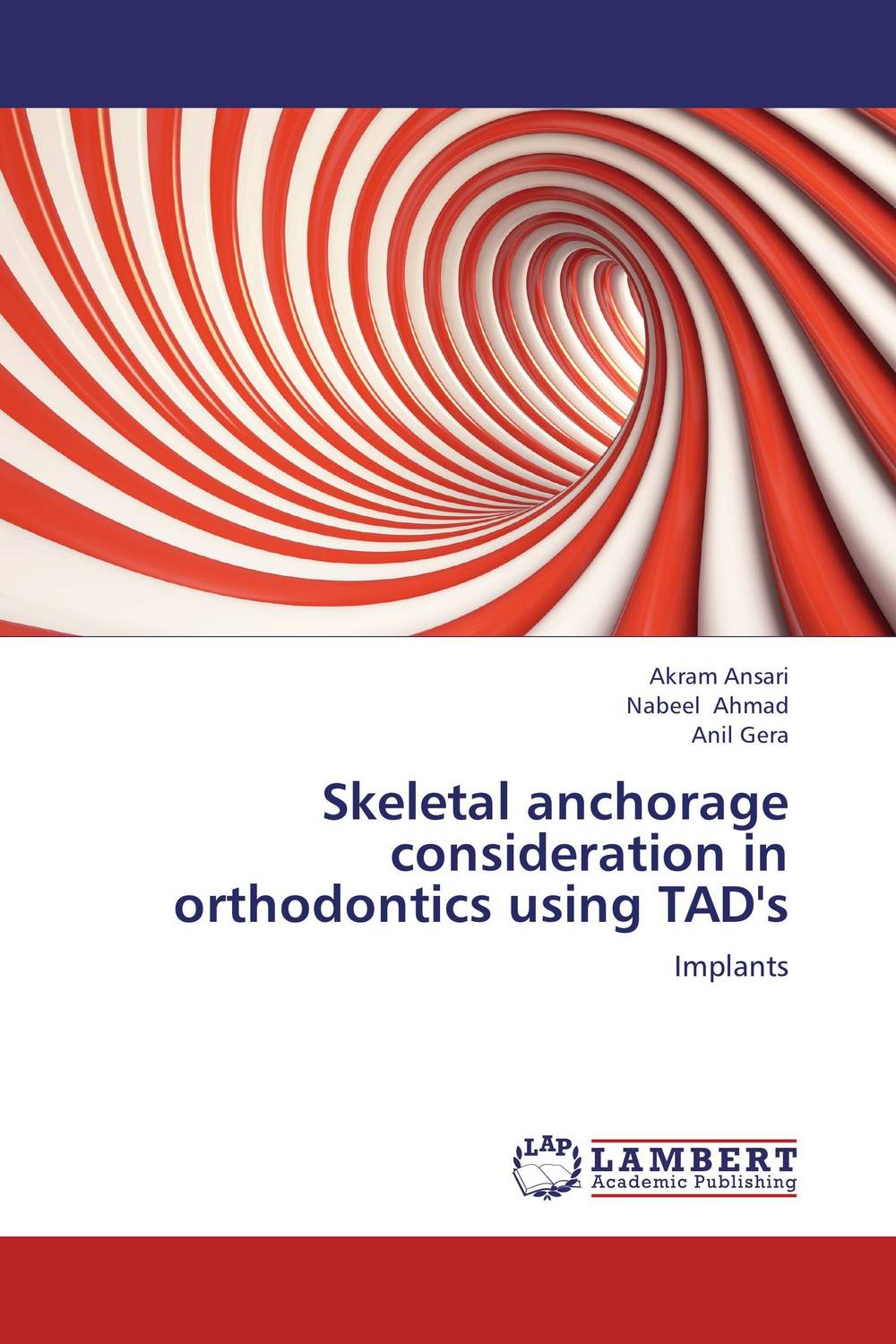 Skeletal anchorage consideration in orthodontics using TAD's occlusion in orthodontics