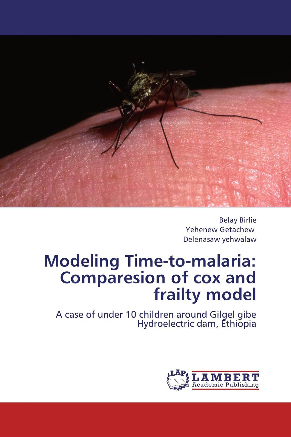 Modeling Time-to-malaria: Comparesion of cox and frailty model цена