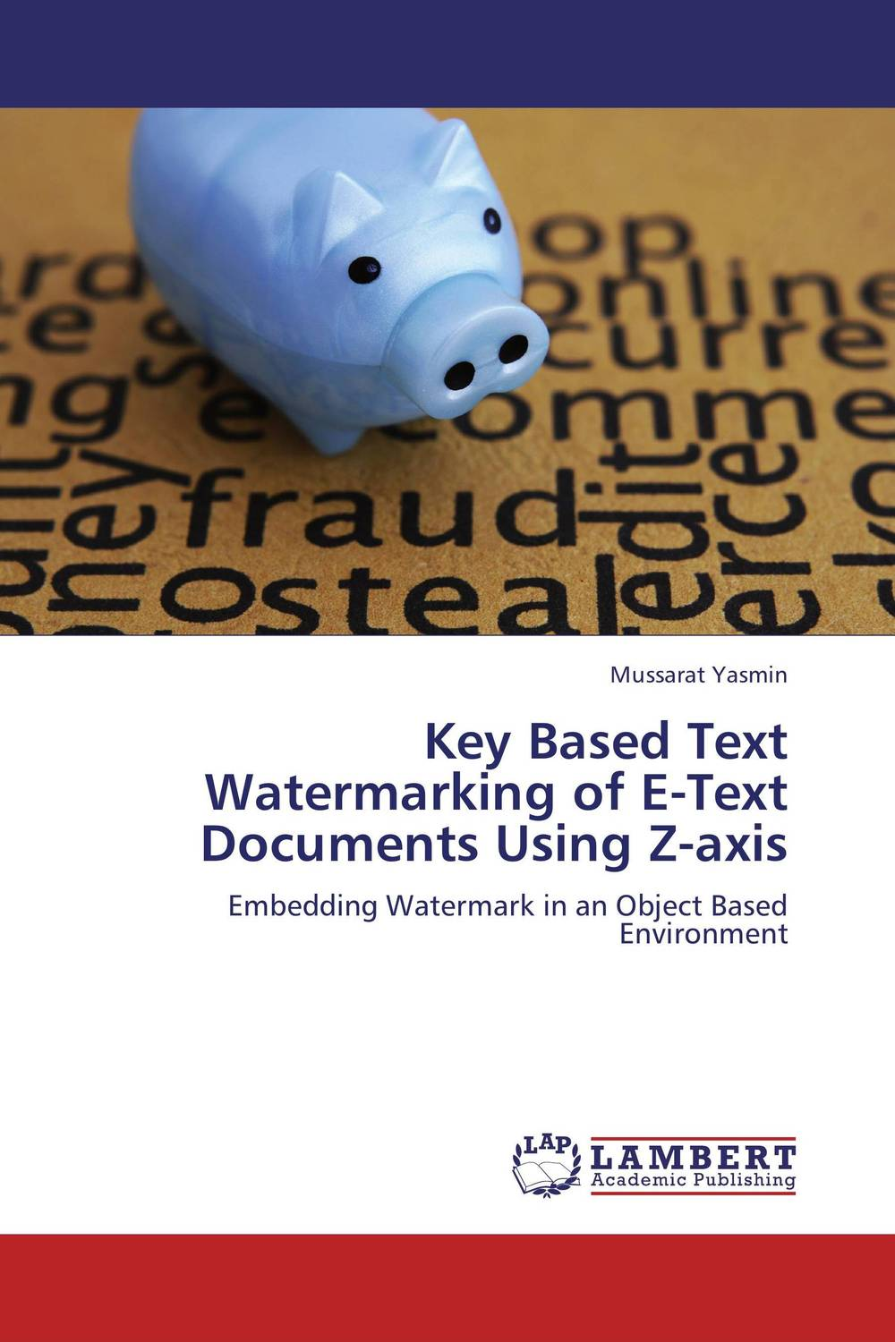 Key Based Text Watermarking of E-Text Documents Using Z-axis color image watermarking using matlab