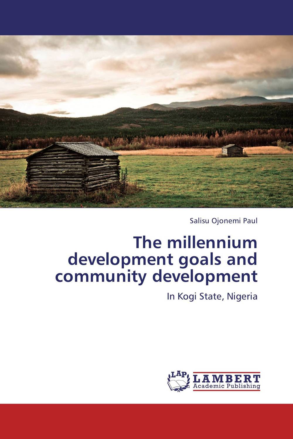 The millennium development goals and community development ecosystems nexus millennium development goals
