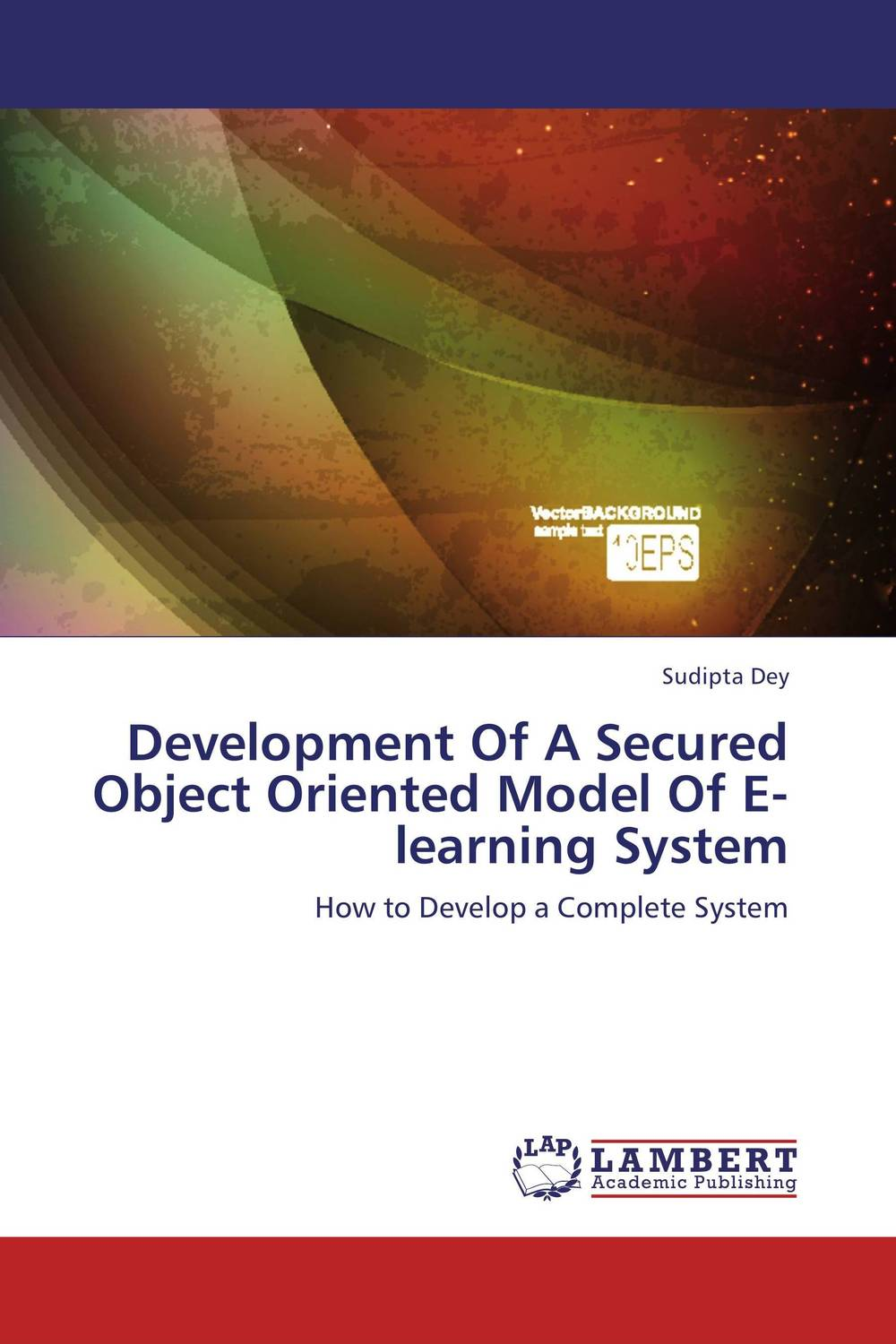 Development Of A Secured Object Oriented Model Of E-learning System