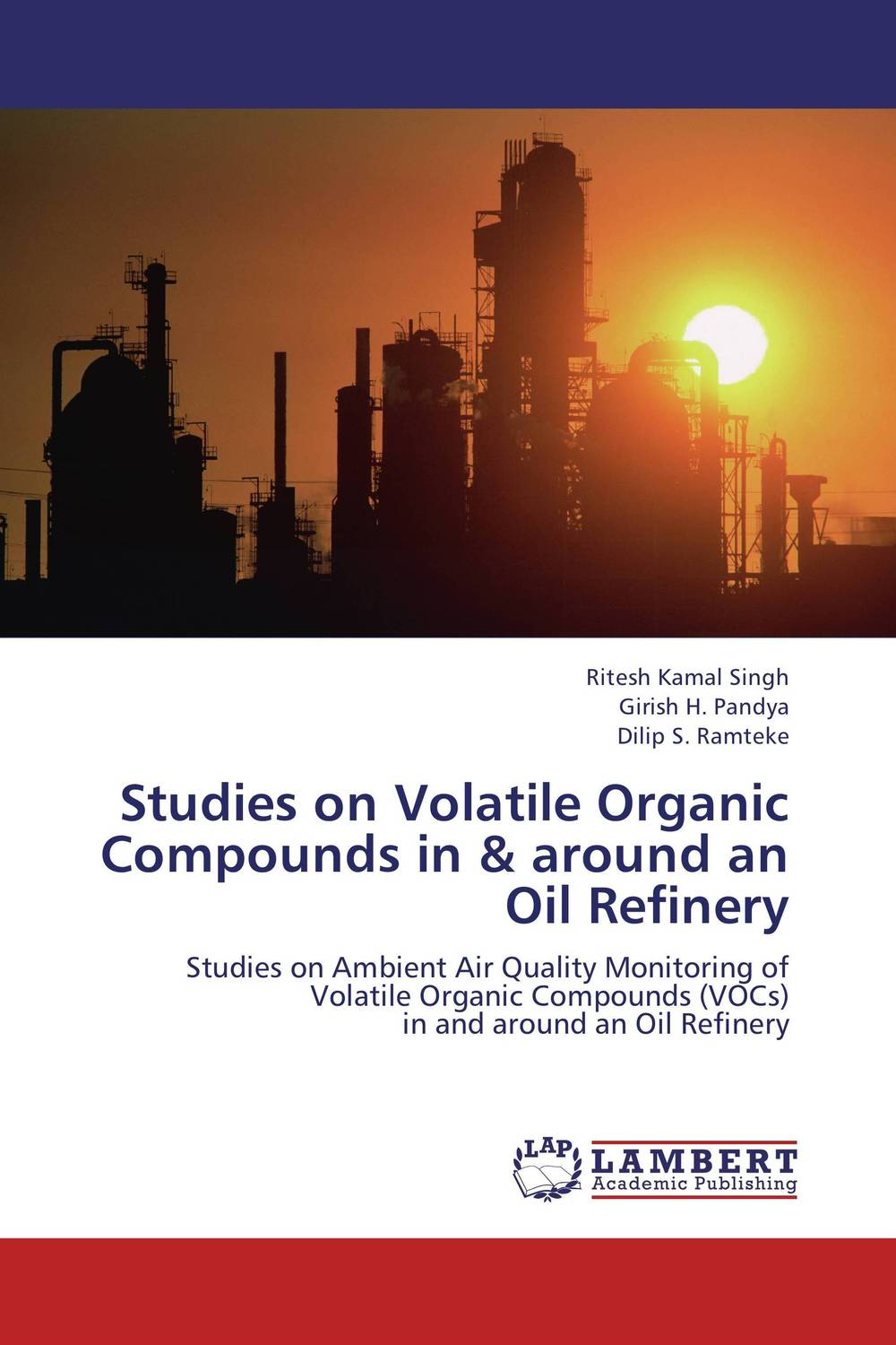 Studies on Volatile Organic Compounds in & around an Oil Refinery brown running on empty the furure of the automobile in an oil–short world cloth