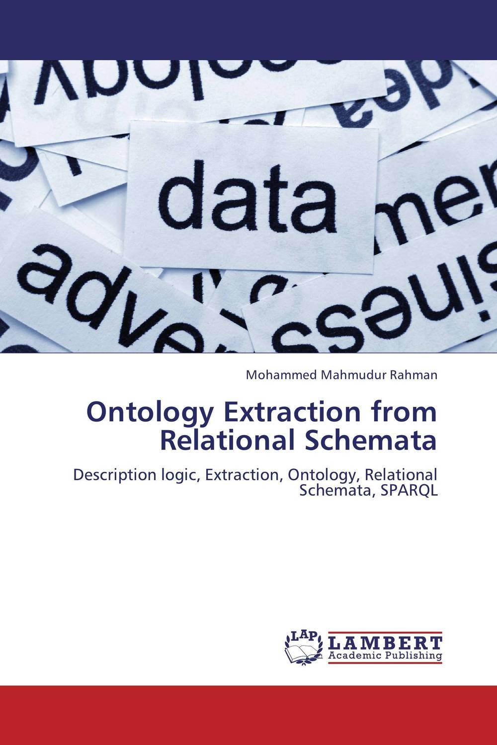 Ontology Extraction from Relational Schemata user preference extraction from brain signals