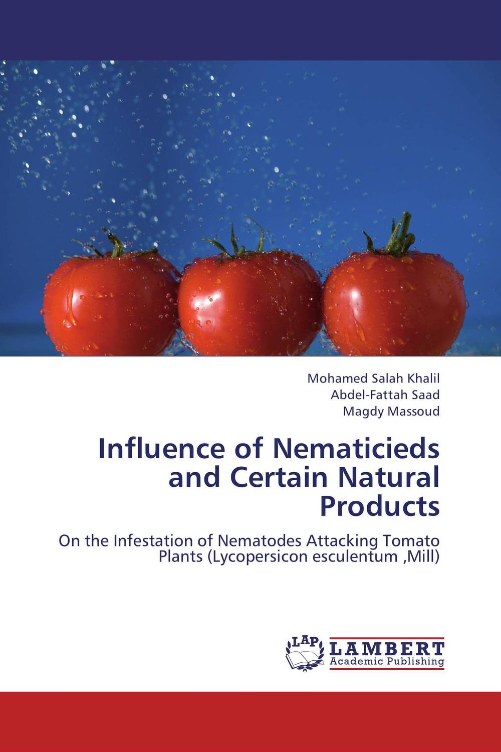 Influence of Nematicieds and Certain Natural Products admin manage