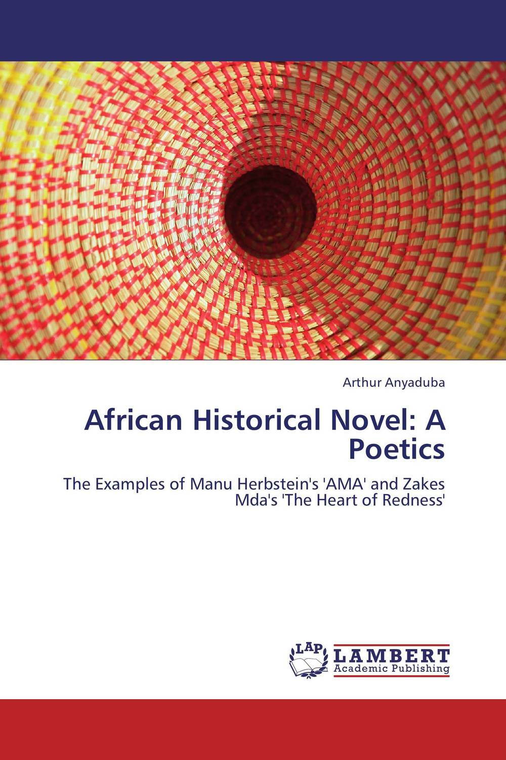 African Historical Novel: A Poetics tragedy authority and trickery – the poetics of embedded letters in josephus