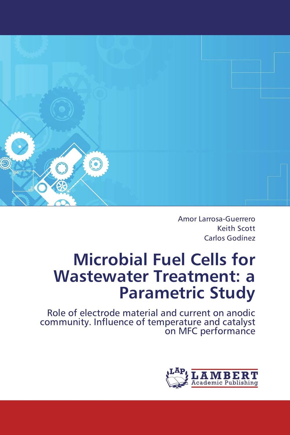 Microbial Fuel Cells for Wastewater Treatment: a Parametric Study