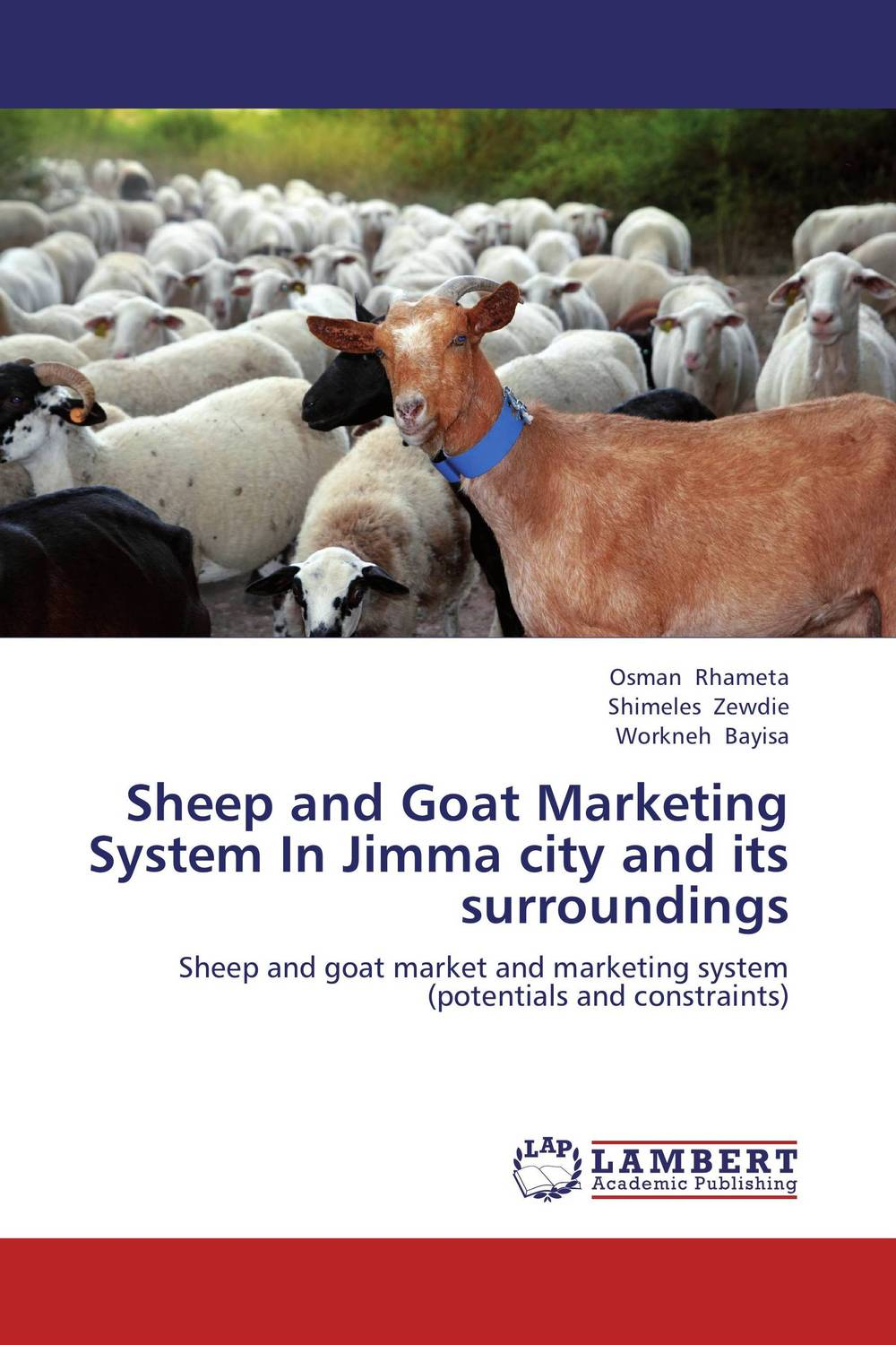 Sheep and Goat Marketing System In Jimma city and its surroundings
