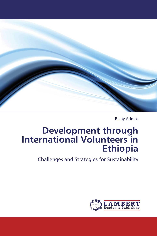 Development through International Volunteers in Ethiopia