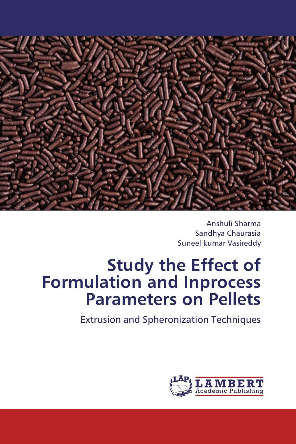 Study the Effect of Formulation and Inprocess Parameters on Pellets vishal polara and pooja bhatt effect of node density and transmission range on zrp