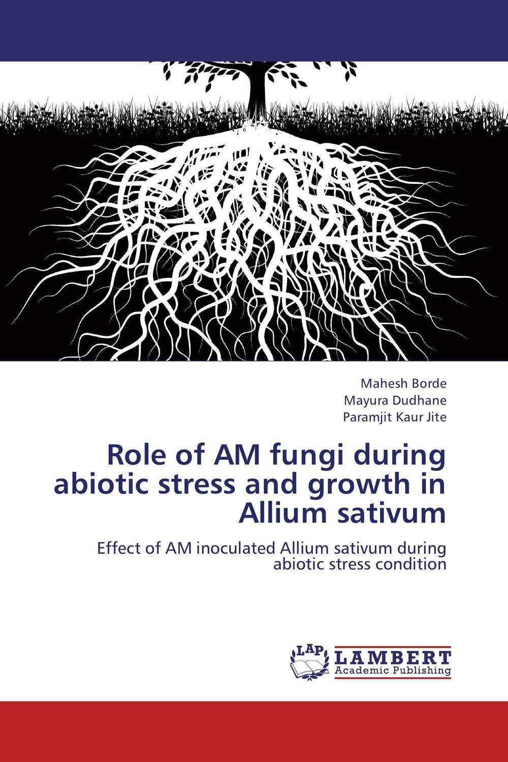 Role of AM fungi during abiotic stress and growth in Allium sativum deciphering the role of yap4 phosphorylation under stress conditions