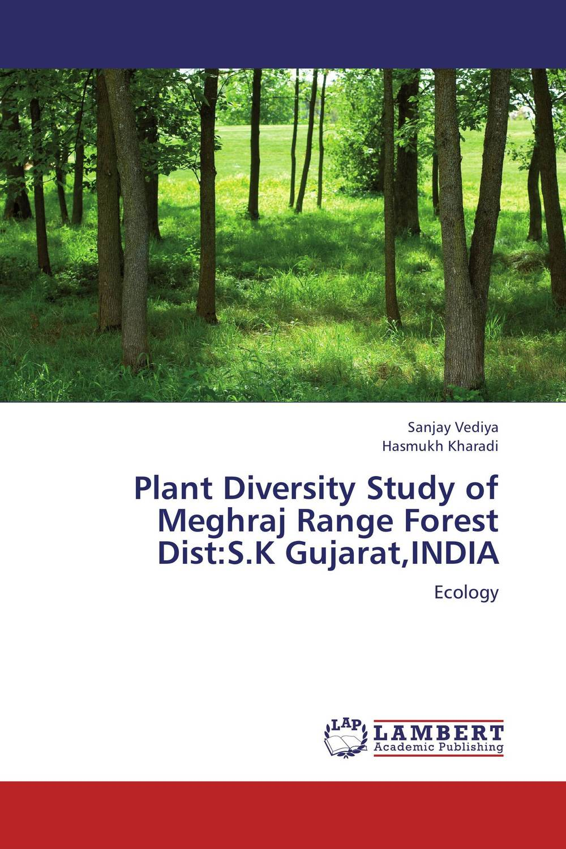 Plant Diversity Study of Meghraj Range Forest Dist:S.K Gujarat,INDIA biodiversity of chapredi reserve forest