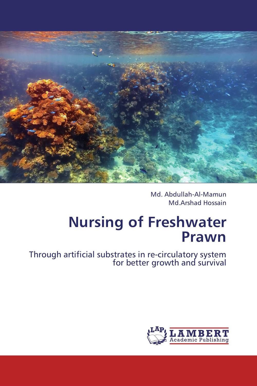 Nursing of Freshwater Prawn microbial quality of freshwater prawn