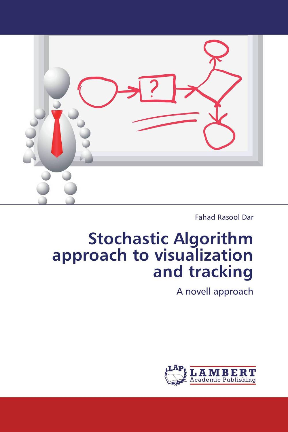 Stochastic Algorithm approach to visualization and tracking towards parallel execution of scientific applications