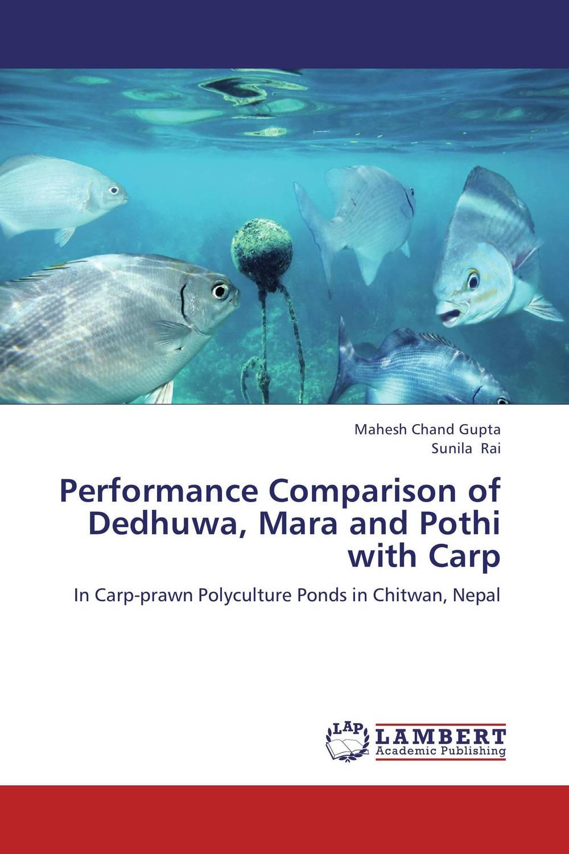 Performance Comparison of Dedhuwa, Mara and Pothi with Carp max mara от max mara купить