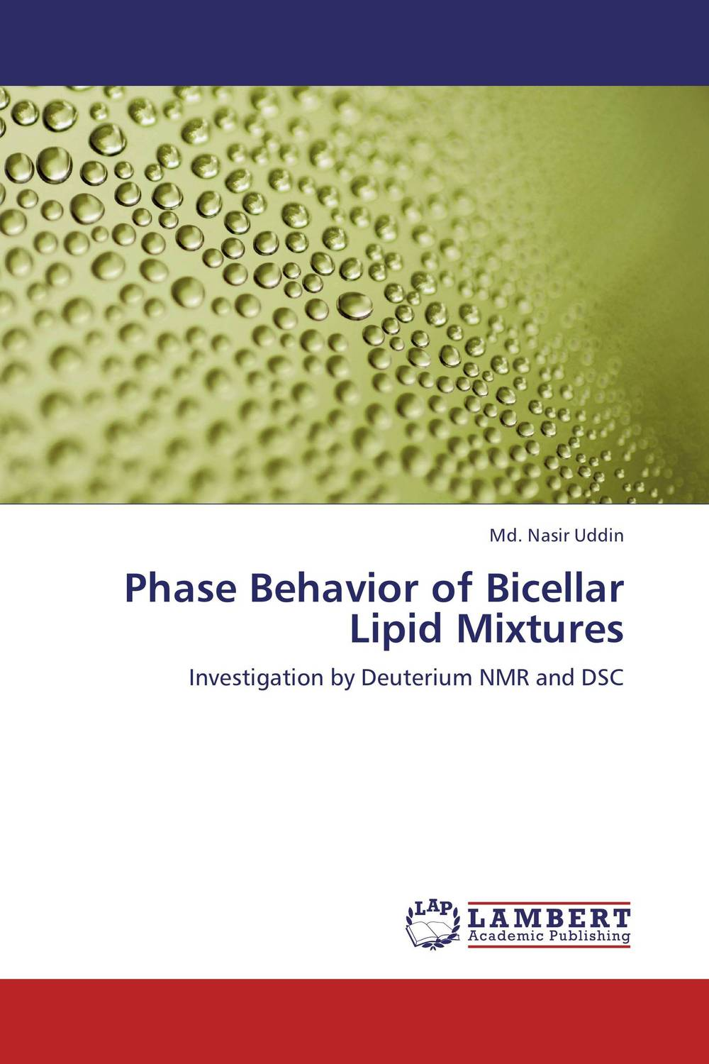Phase Behavior of Bicellar Lipid Mixtures