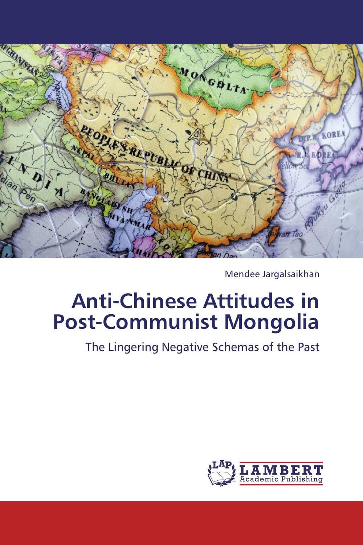 Anti-Chinese Attitudes in Post-Communist Mongolia