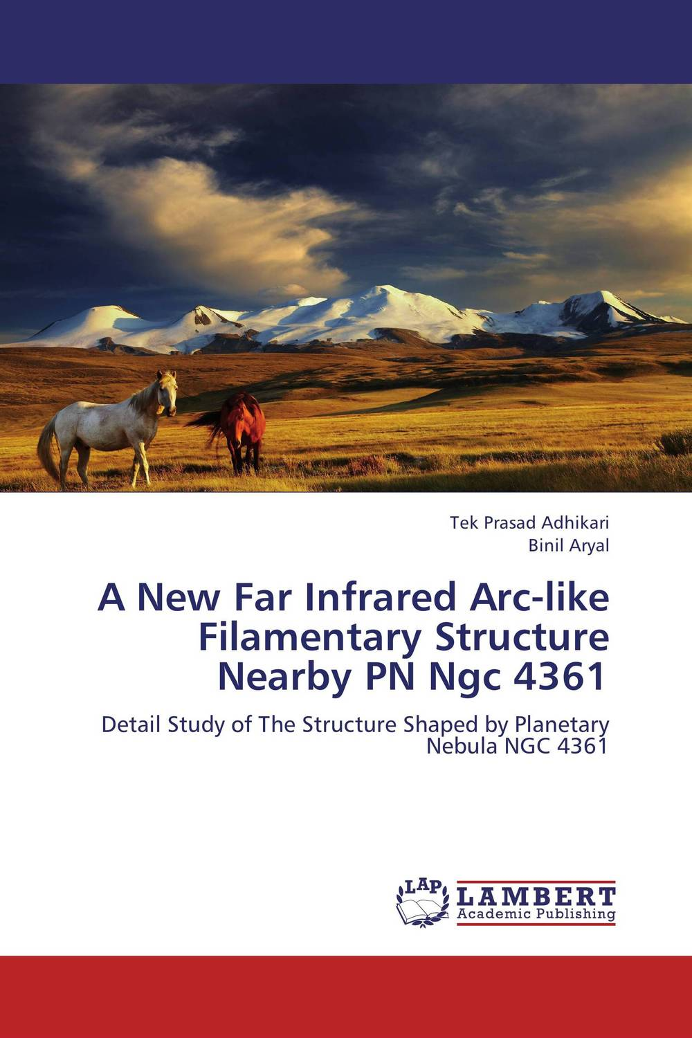 A New Far Infrared Arc-like Filamentary Structure Nearby PN Ngc 4361 http