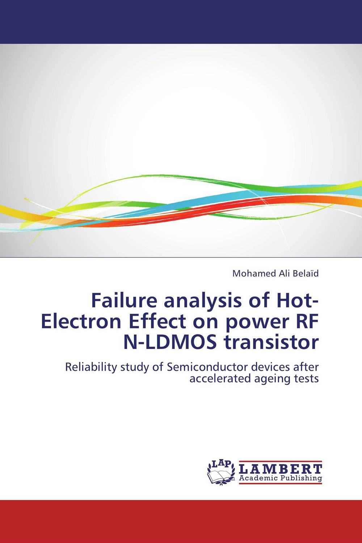 Failure analysis of Hot-Electron Effect on power RF N-LDMOS transistor lx h30 rs1 3kw hot tub spa bathtub heater