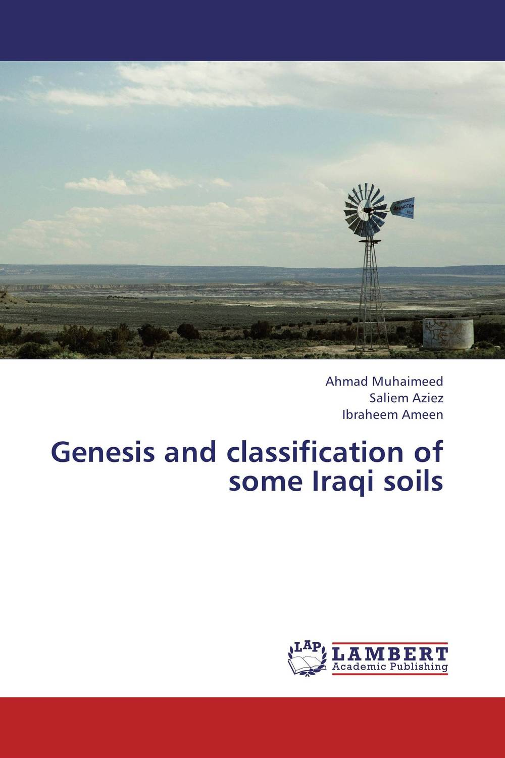 Genesis and classification of some Iraqi soils genesis the video show