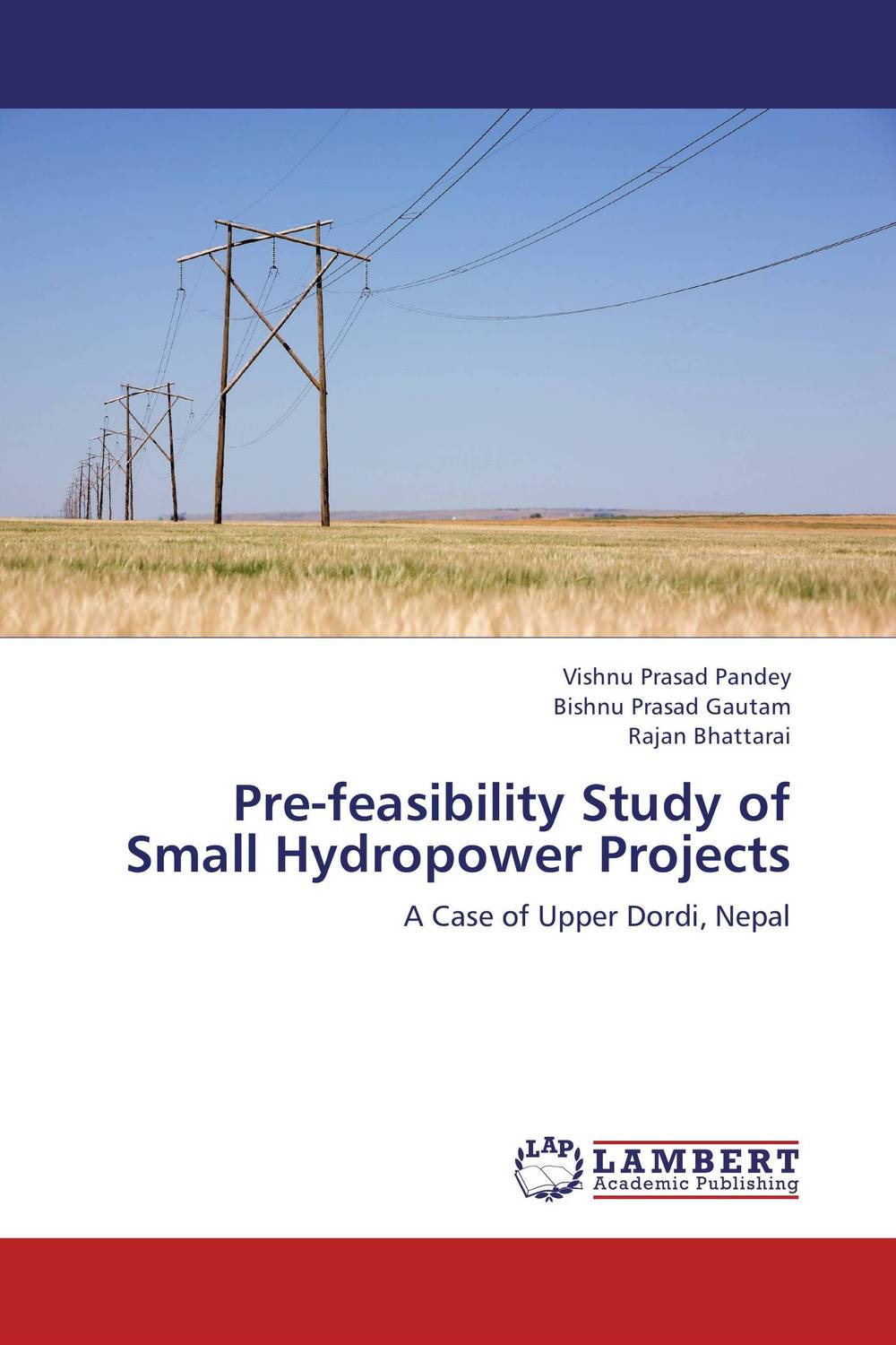 Pre-feasibility Study of Small Hydropower Projects development of a computational interface for small hydropower plant