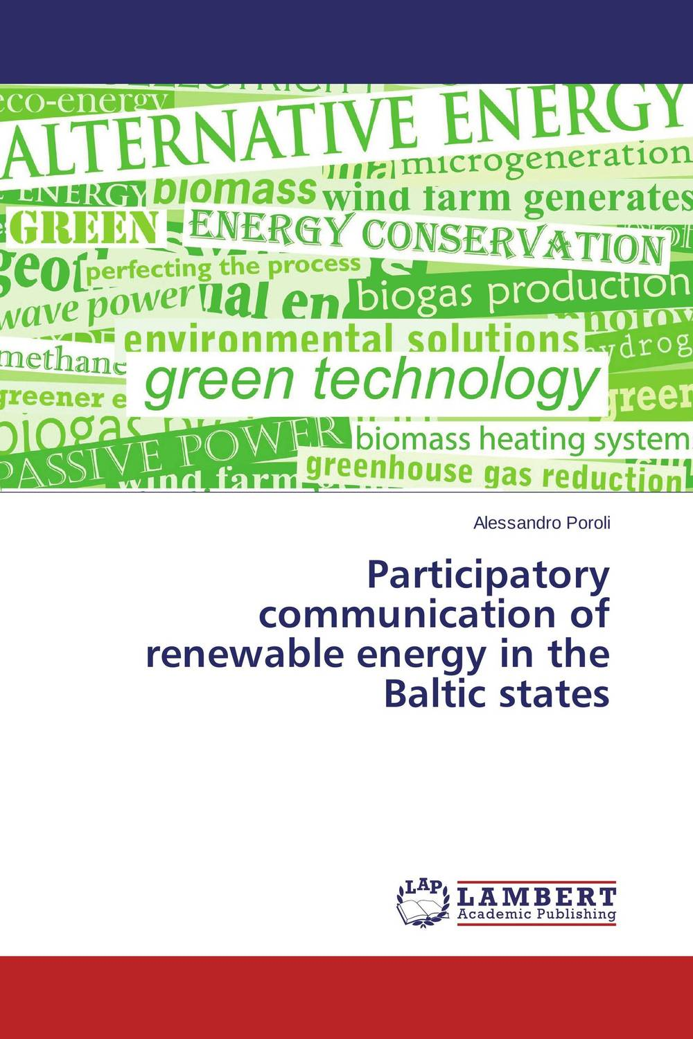 Participatory communication of renewable energy in the Baltic states cherdpong kheerajit and alexander g flor participatory development communication in cbnrm