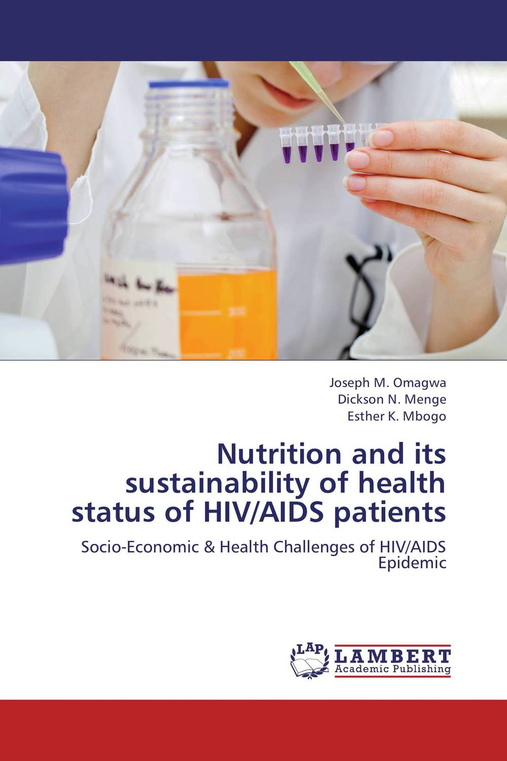 Nutrition and its sustainability of health status of HIV/AIDS patients manuscript found in accra